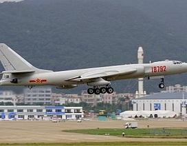Không quân Trung Quốc có thể không kích bằng vũ khí định vị