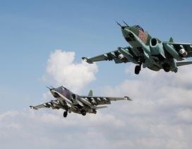 Không quân Nga xóa sổ 83 mục tiêu IS tại Syria trong 24 giờ