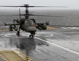"""Ai Cập sẽ trang bị """"khủng"""" cho hai tàu Mistral"""