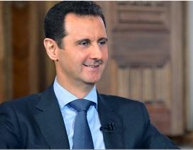 Tổng thống Syria Assad sẵn sàng tái tranh cử