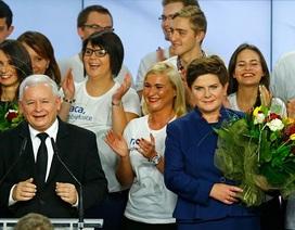 Đảng đối lập giành chiến thắng áp đảo trong cuộc bầu cử ở Ba Lan