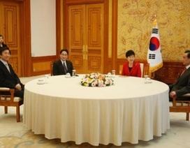 Hàn-Trung-Nhật họp thượng đỉnh sau 3 năm gián đoạn