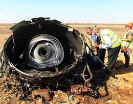 Cơ phó Nga lo ngại về tình trạng máy bay trong cuộc gọi cuối cùng