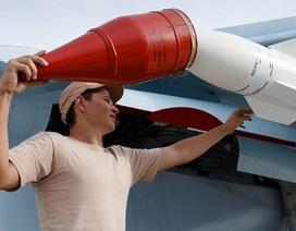 Máy bay Nga-Mỹ bay thử nghiệm tránh va chạm trên không tại Syria
