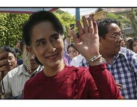 Bà Suu Kyi kêu gọi đàm phán hòa hợp dân tộc