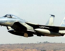 Mỹ phái 6 chiến đấu cơ đến Thổ Nhĩ Kỳ để tiêu diệt IS