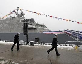 Mỹ sẽ điều chiến hạm tuần duyên hiện đại đến Biển Đông