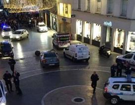 Thêm một vụ bắt cóc con tin tại Pháp