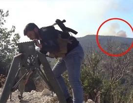 Phe nổi dậy Syria dùng tên lửa Mỹ bắn hạ trực thăng Nga