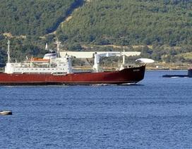 Video tàu hải quân Nga chạm trán tàu ngầm Thổ Nhĩ Kỳ