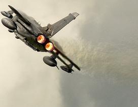 Anh sẽ sử dụng vũ khí hiện đại nào để không kích IS tại Syria?