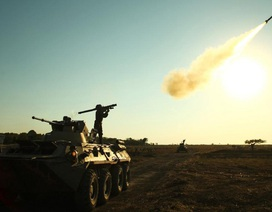 Quân đội Nga-Syria tập trận chung chuẩn bị giành lại tỉnh Idlib