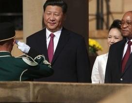 Trung Quốc rót 60 tỷ USD cho châu Phi trong 3 năm tới