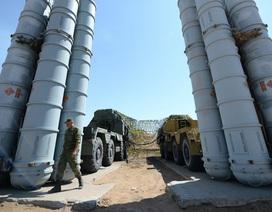 Nga triển khai hệ thống tên lửa S-400 đến Bắc Cực