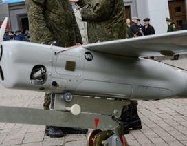 Nga thử máy bay do thám không người lái tàng hình tại Amernia
