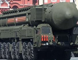 Lá chắn tên lửa Mỹ không địch nổi tên lửa đạn đạo xuyên lục địa Nga