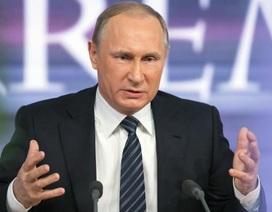 Tổng thống Putin: Nga muốn tăng cường quan hệ với Mỹ dù ai thắng cử