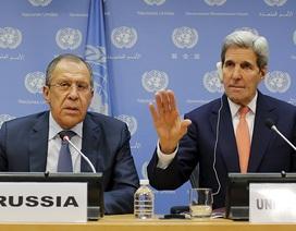 Ngoại trưởng Nga: Chính phủ liên hiệp Syria có thể thành lập trong vòng 6 tháng