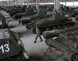 Nga duy trì bao nhiêu căn cứ quân sự ở nước ngoài?