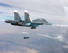 2015 - năm bận rộn của các lực lượng quân sự Nga