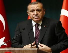 Thổ Nhĩ Kỳ có thể mở chiến dịch quân sự tại Syria năm 2016