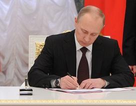 Nga phê chuẩn chiến lược an ninh quốc gia năm 2016