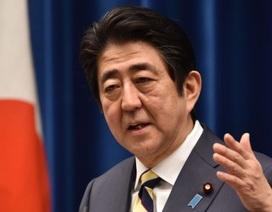 Thủ tướng Abe muốn Nga-Nhật thảo luận cấp cao về biển đảo