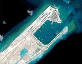 Lầu Năm Góc quan ngại máy bay Trung Quốc hạ cánh phi pháp ở Trường Sa