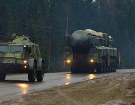 Nga sắp tập trận tên lửa quy mô lớn