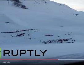 3 người chết trong vụ lở tuyết tại Pháp