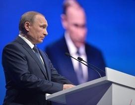 """Tổng thống Nga cảnh báo """"tăng nhiệt"""" trừng phạt Thổ Nhĩ Kỳ"""