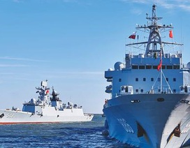 Trung Quốc cử tàu thiết bị dò hiện đại tìm kiếm máy bay MH370