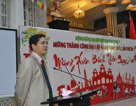 Cộng đồng người Việt Nam tại Ai Cập tổ chức đón Tết Bính Thân