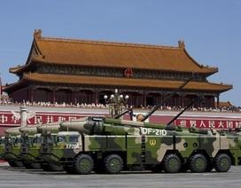 Mỹ, châu Á tăng chi tiêu quốc phòng đối phó Trung Quốc