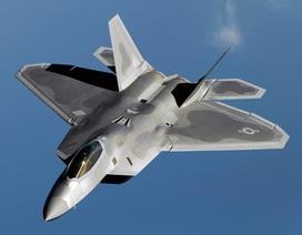 Mỹ phái máy bay chiến đấu tàng hình F-22 tới Hàn Quốc