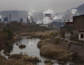 Số người chết do ung thư phổi tại Trung Quốc tăng vọt