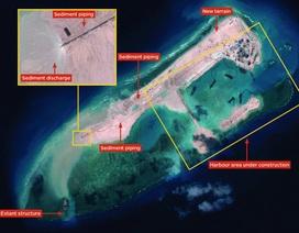 Phản đối lá chắn THAAD, Trung Quốc tự mâu thuẫn về triển khai radar trên Biển Đông