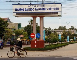 Trường ĐH Tài chính Kế toán tiếp tục tuyển sinh 1.060 chỉ tiêu