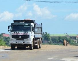 Đóng mỏ khai thác cát, tỉnh đòi doanh nghiệp trả 3,8 tỷ đồng