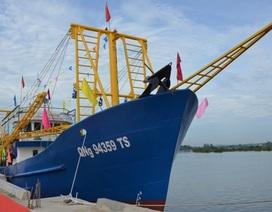 Sau 1 năm triển khai 385 tàu cá theo Nghị định 67