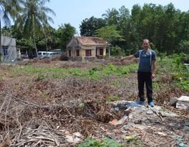Quảng Ngãi: Người dân khiếu nại 1.200m2 đất vườn bị chuyển thành đất công