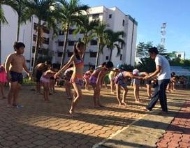 Quảng Ngãi: Mở nhiều lớp hè miễn phí cho trẻ em nghèo