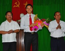 Đảo Lý Sơn có Bí thư Huyện ủy 33 tuổi