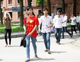 Trường ĐH Thủy Lợi công bố điểm của thí sinh đăng ký xét tuyển