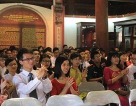 Hàng trăm sinh viên Việt Nam vinh dự đón nhận học bổng Vallet