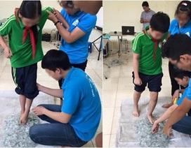 Vụ sách dạy dẫm lên thủy tinh: Dạy trẻ đương đầu với khó khăn nhưng đừng mạo hiểm