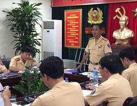 CSGT Hà Nội phối hợp cùng Sở GD&ĐT phục vụ lễ khai giảng