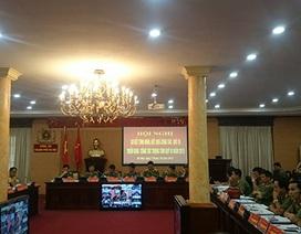 Công an Hà Nội cấp thêm 600 xe đạp cho cán bộ công an phường tuần tra