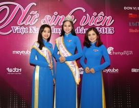 """""""Nữ sinh viên Việt Nam duyên dáng 2015"""" mở chức năng đăng ký trực tuyến"""