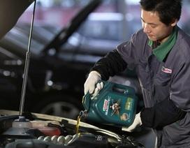 Bảo vệ ngay từ khi khởi động cho động cơ xe ô tô